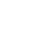The Solar Panel Art Series